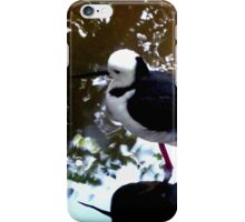 Black-winged Stilt - Colour iPhone Case/Skin