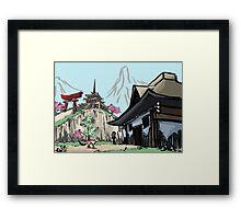 Home Sweet Home? Framed Print
