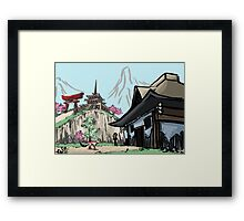 Home Sweet Home? Framed Print