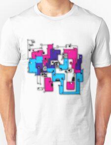 faces neon T-Shirt
