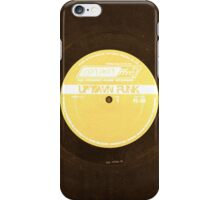 Uptown Funk LP iPhone Case/Skin