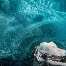 Deep Inside The Blue by Andreas Mueller
