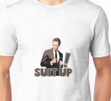 Suit Up! Unisex T-Shirt