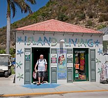 Island living store in St Maarten by Keith Larby