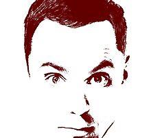 Dr. Sheldon Cooper by BlueBandalf