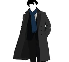 Sherlock by BlueBandalf