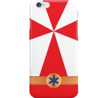 PRLR Red Ranger Phone Case iPhone Case/Skin