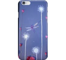 Dragonflies In The Mist iPhone Case/Skin