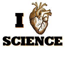 I love science! by BlueBandalf