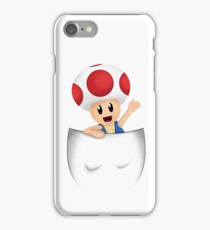 Pocket Toad iPhone Case/Skin