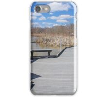 Boardwalk iPhone Case/Skin