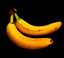 Ripe Banana by Jackco  Ching