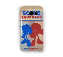 Megadrive - Sonic and Knuckles Samsung Galaxy Case/Skin