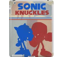 Megadrive - Sonic and Knuckles iPad Case/Skin