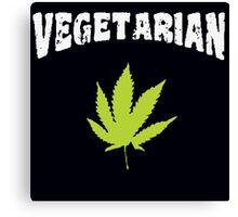 Vegetarian Canvas Print