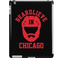 Beardlieve In Chicago iPad Case/Skin