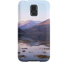 Loch Duich Sunrise Samsung Galaxy Case/Skin