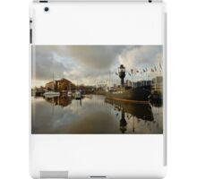Hull Marina iPad Case/Skin