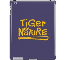 Tiger By Nature iPad Case/Skin