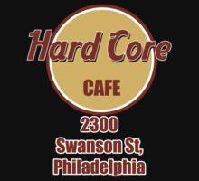 ECW Hardcore Cafe T - Shirt by DannyDouglas96