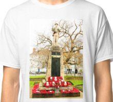 Monmouth's war memorial remembers Classic T-Shirt