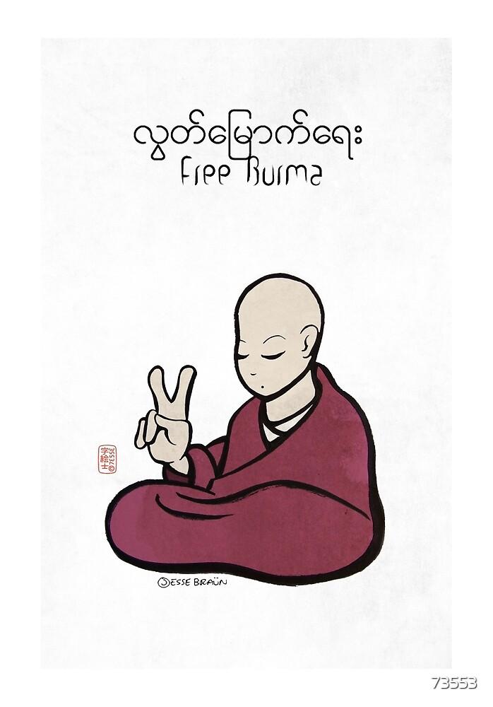 Free Burma by 73553