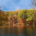 Peaceful Lake by Kenneth Hoffman