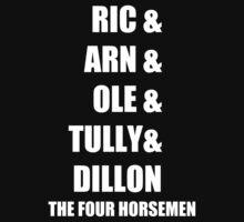 The Four Horsemen T - Shirt by DannyDouglas96