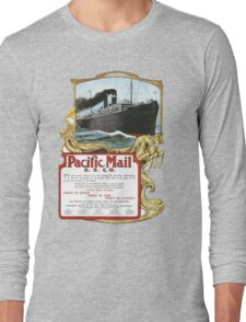 Pacific Mail Long Sleeve T-Shirt