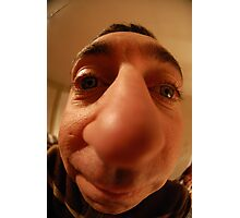 My Funny Face Photographic Print