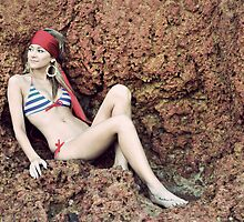 Red Rocks by fallenrosemedia