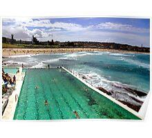 Bondi Beach, Sydney. Poster