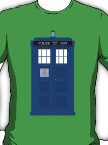 Dr Who T.A.R.D.I.S  T-Shirt