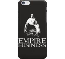 EMPIRE BUSINESS - Br Ba iPhone Case/Skin