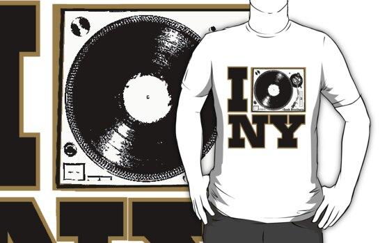 I DJ New York  by SeekBrothers