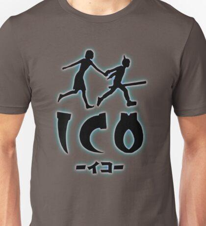 Ico & Yorda Unisex T-Shirt