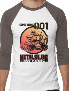 Super Vehicle 001 Men's Baseball ¾ T-Shirt