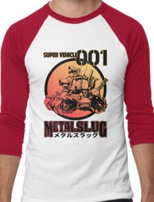 Super Vehicle 001 Men's Baseball ¾ T-Shirt