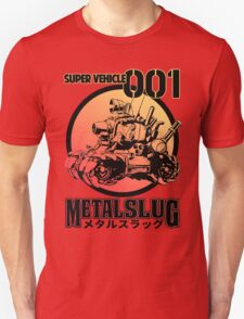 Super Vehicle 001 Unisex T-Shirt