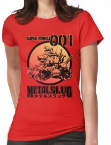 Super Vehicle 001 Womens Fitted T-Shirt