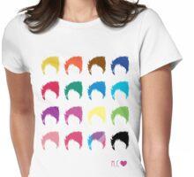 MC FAN HAIR REVOLUTION Womens Fitted T-Shirt
