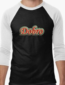 Wonderful Vintage Dobro Men's Baseball ¾ T-Shirt