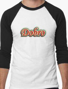 Wonderful Vintage Dobro Men's Baseball ¾ T-Shirt
