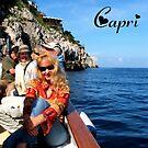 Me in Capri by Varinia   - Globalphotos