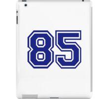 Number 85 iPad Case/Skin