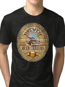 beer chasers Tri-blend T-Shirt