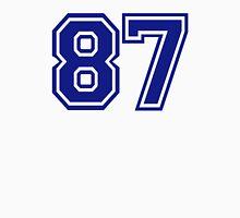 Number 87 Unisex T-Shirt