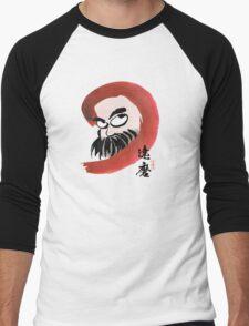 達磨 Daruma Men's Baseball ¾ T-Shirt