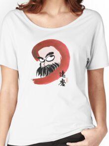 達磨 Daruma Women's Relaxed Fit T-Shirt