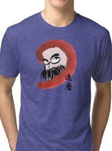 達磨 Daruma Tri-blend T-Shirt